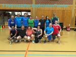 Rückblick: Badminton Turnier am 14. April 2018